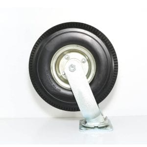 "Swivel Caster 8"" air-free"