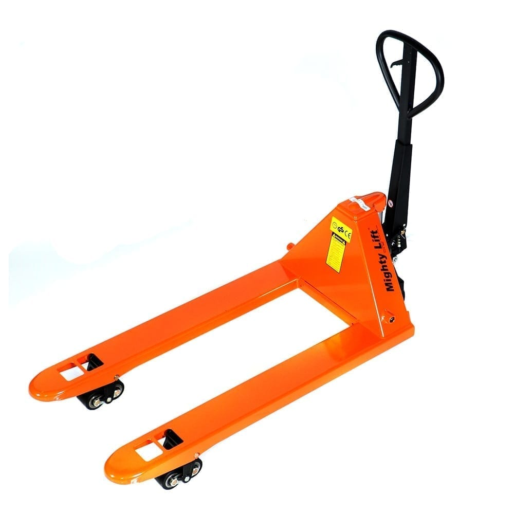 ML110 high-capacity pallet jack