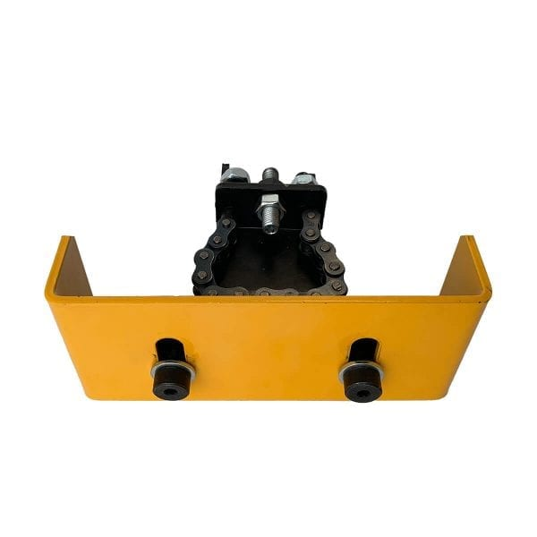 Universal Foot Guard for Pallet Jack