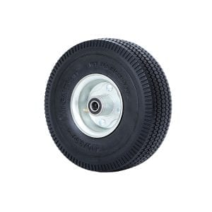 "10"" Air free centered wheel for caster"
