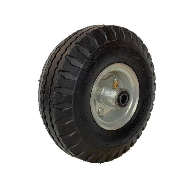"""10"""" pneumatic hand truck wheel"""