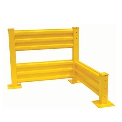 Mighty Lift safety guard rails